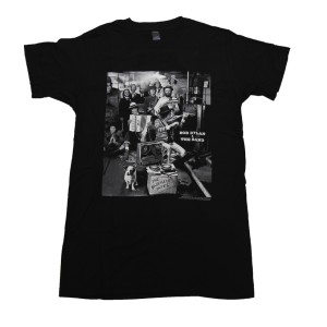 Dylan & The Band B&W T-Shirt