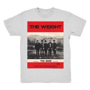 The Weight 2-Sided Lyric T-Shirt