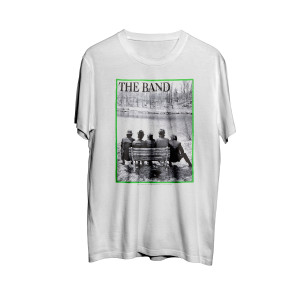 The Band Rolling Stone Cover Photo T-Shirt