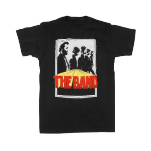 The Band Pop-Up Logo T-shirt