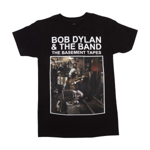 Bob Dylan & The Band Basement Tapes T-shirt