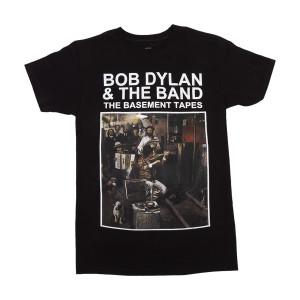 Bob Dylan & The Band Basement Tapes T-shirt