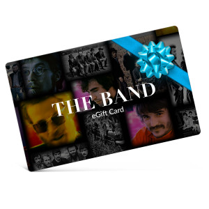 The Band Electronic Gift Certificate