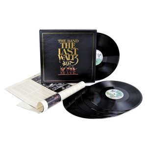 The Band The Last Waltz - 40Th Anniversary Edition 6 Lp Set