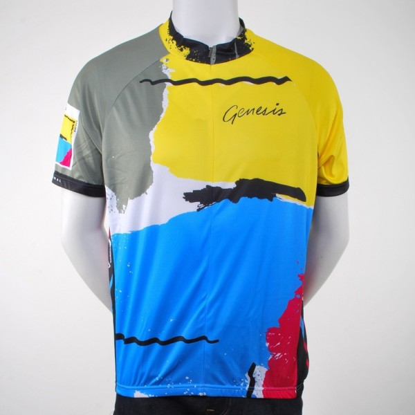 Abacab Cycling Jersey  3c2bc8525