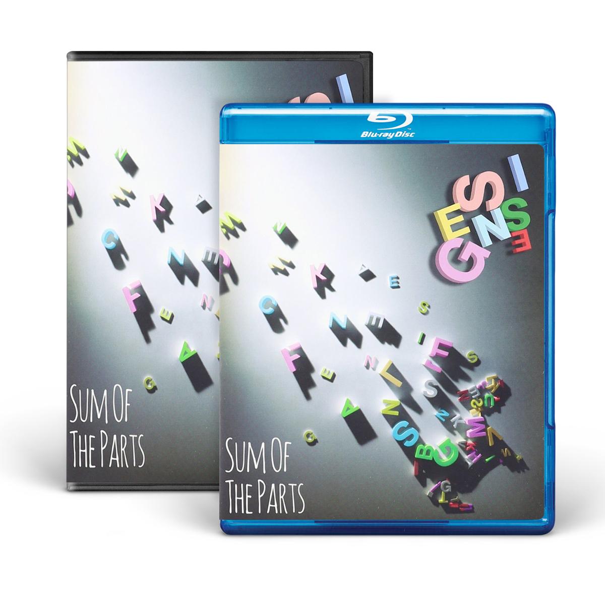 Genesis Sum Of The Parts DVD
