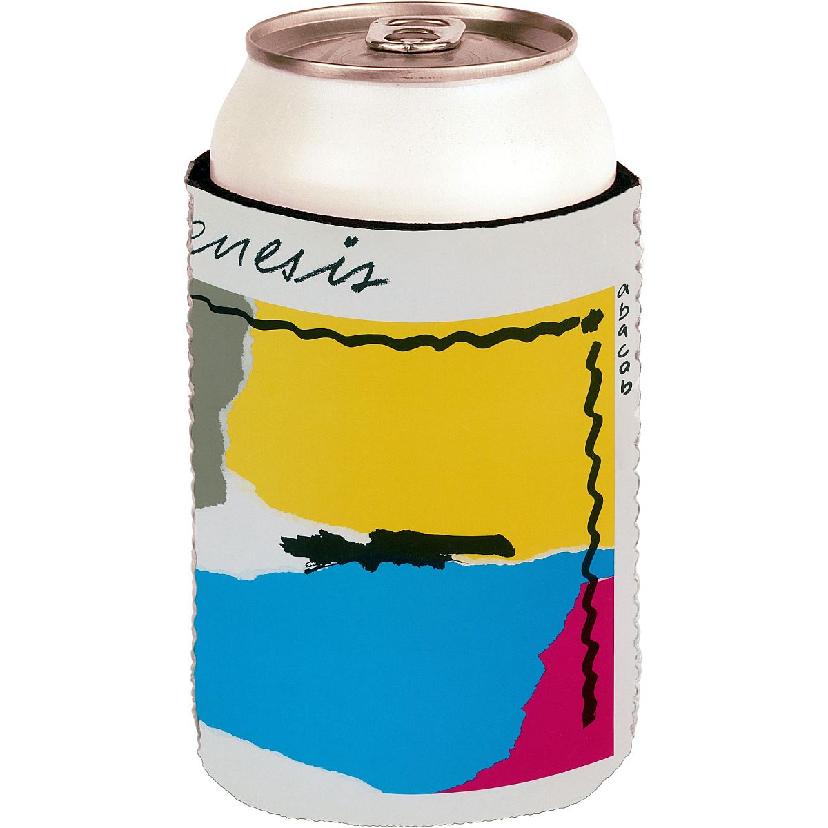 Abacab Coozie