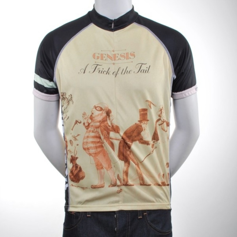 Trick of the Tail Cycling Jersey