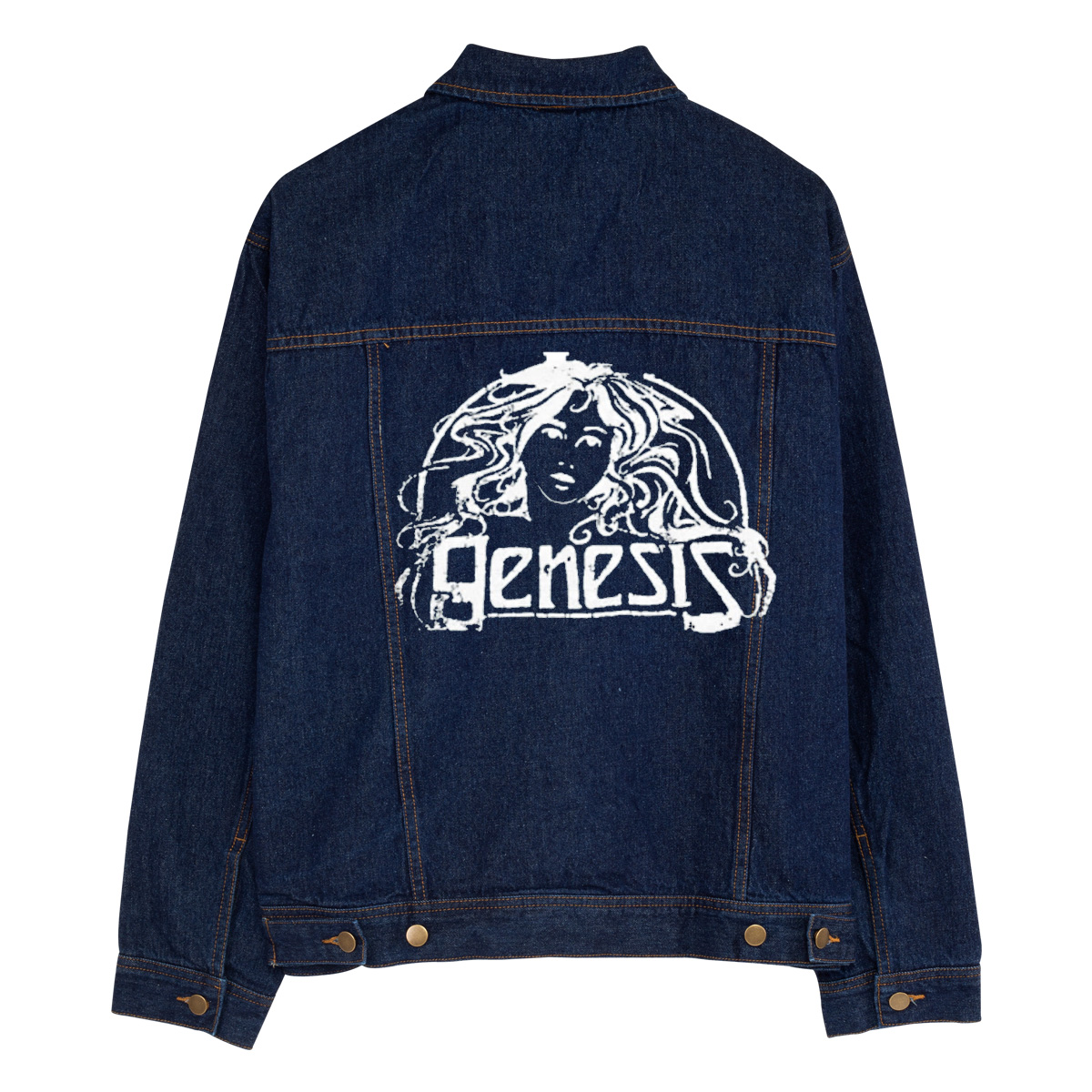 Knebworth 78 Personalized Jean Jacket