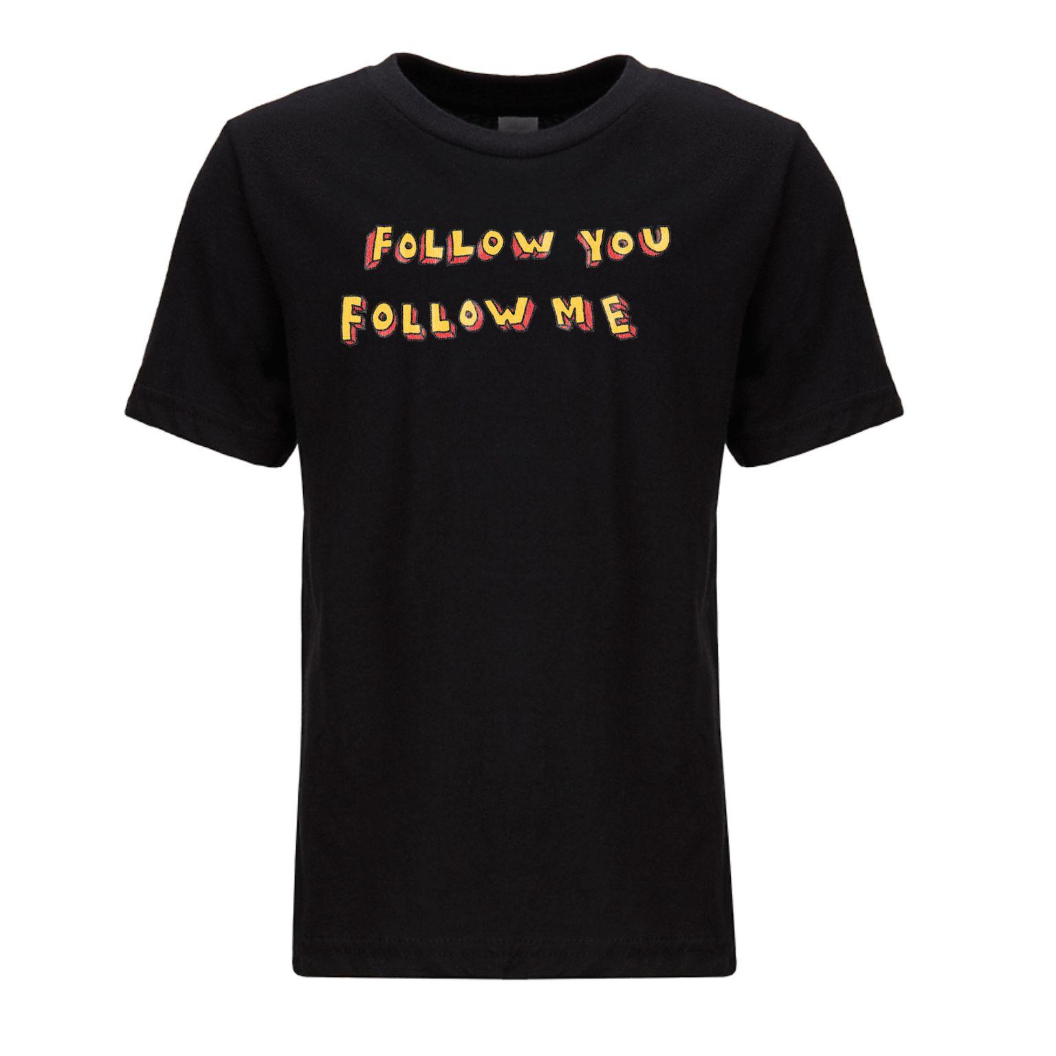 Follow You, Follow Me Youth Tee