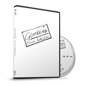 Genesis Three Sides Live DVD