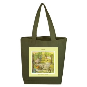 Selling England By The Pound Olive Tote Bag