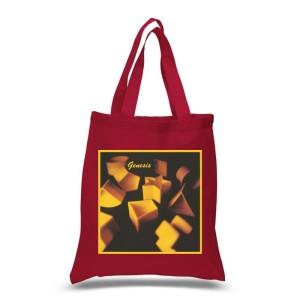 Genesis Red Tote Bag