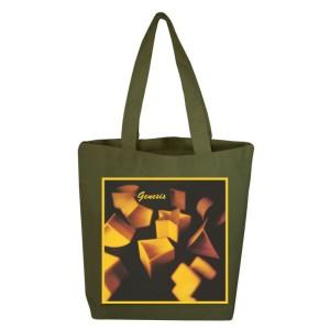 Genesis Olive Tote Bag