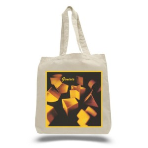 Genesis Natural Tote Bag