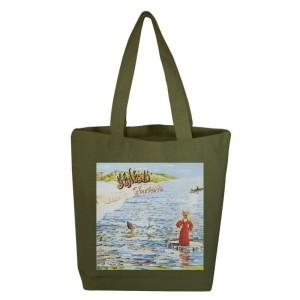 Foxtrot Olive Tote Bag