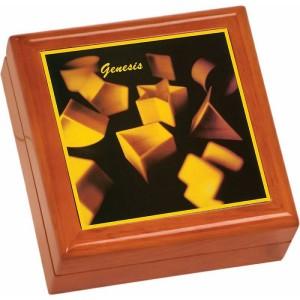 Genesis Wooden Keepsake Box