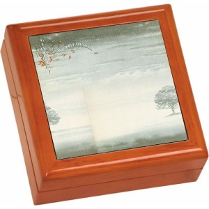 Wind & Wuthering Wooden Keepsake Box