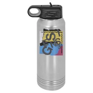 Abacab Polar Camel Water Bottle