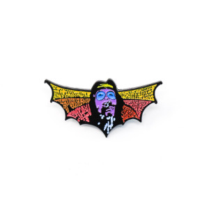 Watcher of the Skies Pin