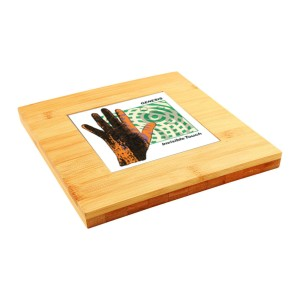 Invisible Touch Trivet