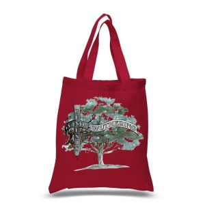 Wind & Wuthering Red Tote Bag