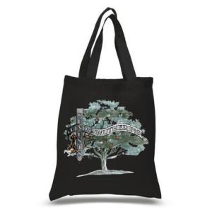 Wind & Wuthering Black Tote Bag