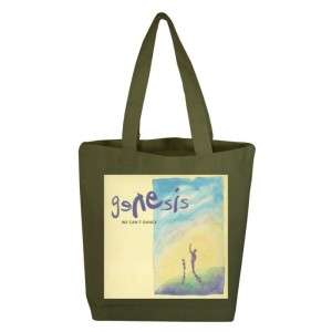 We Can't Dance Olive Tote Bag