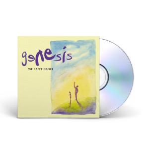 Genesis We Can't Dance CD