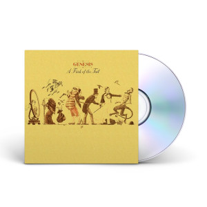 Genesis Trick Of The Tail CD/DVD Deluxe Edition