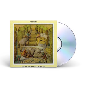 Genesis Selling England By The Pound CD