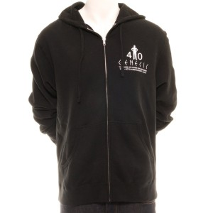 Lamb Lies Down 40th Anniversary Hoodie