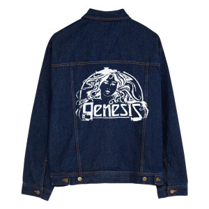 Knebworth 78 Personalized Jean Jacket