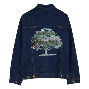 Wind & Wuthering Personalized Jean Jacket