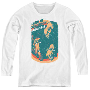 Land Of Confusion Womens Logo