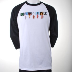 Logo Long Sleeve Baseball T-Shirt