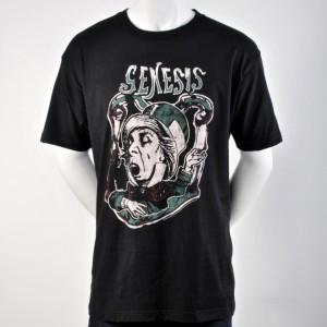 Mad Hatter Genesis Logo T-Shirt