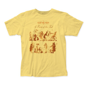 Genesis - A Trick of the Tail T-Shirt
