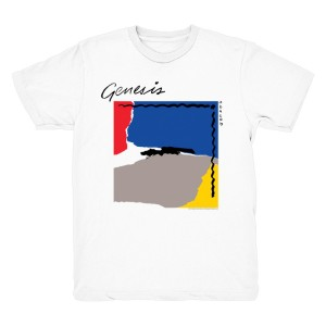 Abacab Blue Grey T-Shirt