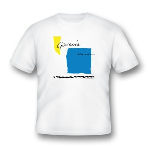 Abacab 45 RPM US Single T-Shirt