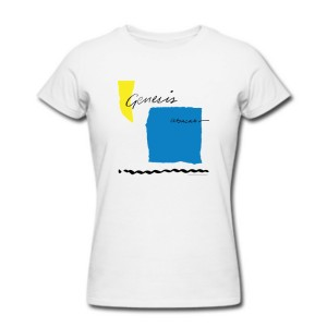 Women's Abacab 45 RPM US Single T-Shirt