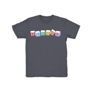 Youth Abacab Blocks T-Shirt