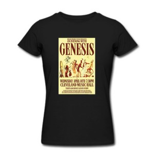 Women's An Evening With Genesis T-Shirt