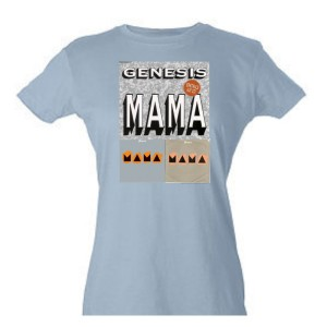 Women's Three Mamas T-Shirt