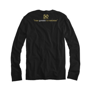 From Genesis to Revelation Longsleeve T-shirt