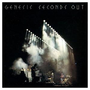 Genesis Seconds Out Vinyl (2-disc) LP