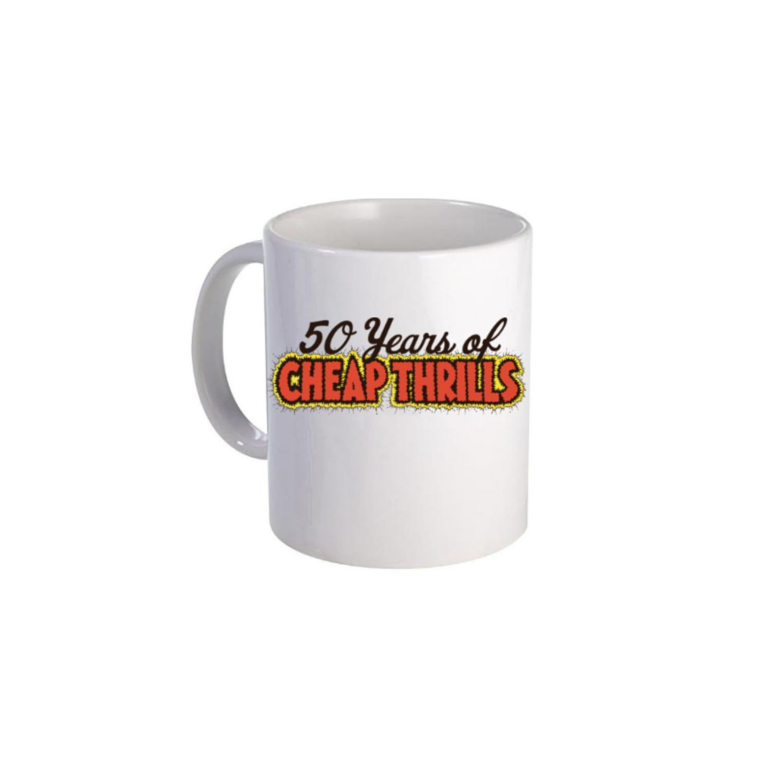Sex, Dope & Cheap Thrills Mug