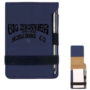 Logo Mini Notepad w/Pen