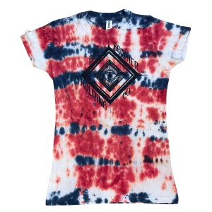 Women's Tie-Dye Eye T-Shirt