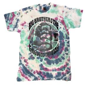 Tie-Dye Band T-Shirt